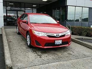 2014 Toyota Camry Sedan for sale in Vancouver for $20,971 with 7,522 miles.