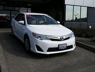 2014 Toyota Camry Sedan for sale in Vancouver for $20,941 with 6,884 miles.