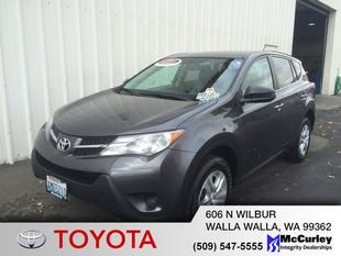 2013 Toyota RAV4 SUV for sale in Walla Walla for $23,843 with 35,620 miles.