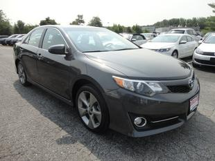 2012 Toyota Camry SE Sedan for sale in Silver Spring for $21,900 with 46,571 miles.