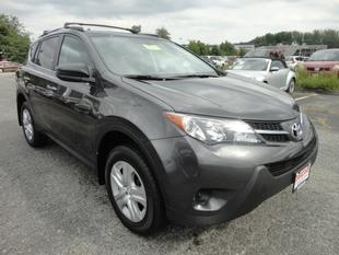 2014 Toyota RAV4 SUV for sale in Silver Spring for $26,900 with 4,520 miles.