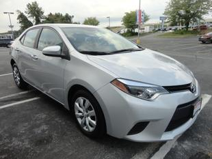 2014 Toyota Corolla Sedan for sale in Silver Spring for $17,900 with 33,970 miles.