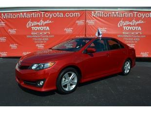 2012 Toyota Camry SE Sedan for sale in Gainesville for $15,981 with 58,768 miles.