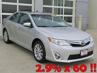 2012 Toyota Camry XLE Sedan for sale in Crystal Lake for $21,989 with 36,195 miles.
