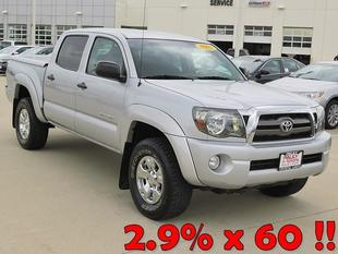 2009 Toyota Tacoma Double Cab Crew Cab Pickup for sale in Crystal Lake for $24,989 with 69,688 miles.