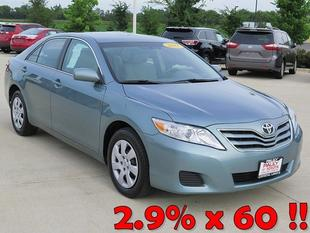 2011 Toyota Camry LE Sedan for sale in Crystal Lake for $14,989 with 31,109 miles.