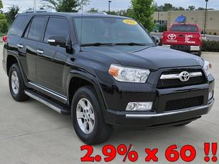 2012 Toyota 4Runner SR5 SUV for sale in Crystal Lake for $33,989 with 30,134 miles.