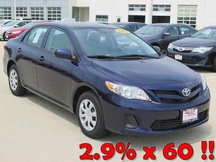 2012 Toyota Corolla Sedan for sale in Crystal Lake for $13,989 with 14,874 miles.