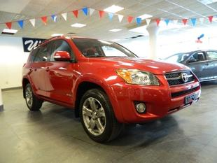 2011 Toyota RAV4 Sport SUV for sale in New York for $25,575 with 40,375 miles.