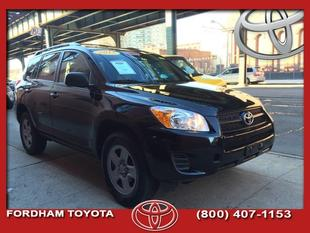 2012 Toyota RAV4 Base SUV for sale in New York for $22,650 with 35,387 miles.