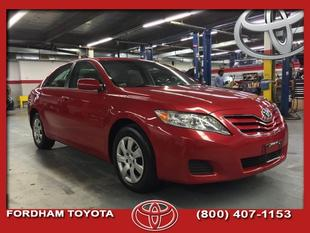 2011 Toyota Camry LE Sedan for sale in New York for $16,988 with 26,028 miles.