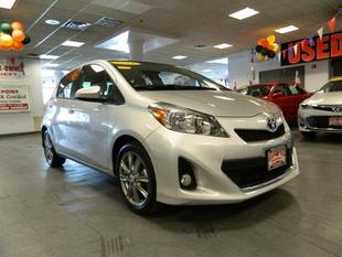 2014 Toyota Yaris Hatchback for sale in New York for $15,988 with 3,755 miles.