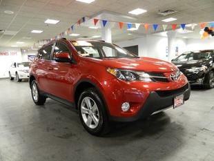 2013 Toyota RAV4 SUV for sale in New York for $25,690 with 5,366 miles.