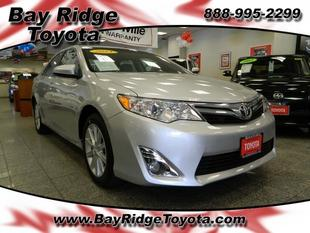 2013 Toyota Camry Sedan for sale in Brooklyn for $23,539 with 7,566 miles.