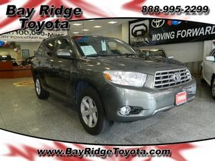 2010 Toyota Highlander SUV for sale in Brooklyn for $29,200 with 52,194 miles.