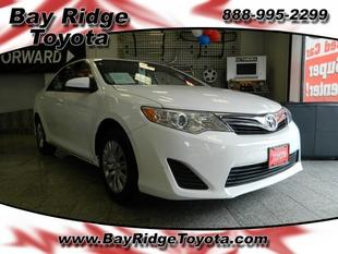 2014 Toyota Camry Sedan for sale in Brooklyn for $19,219 with 19,930 miles.
