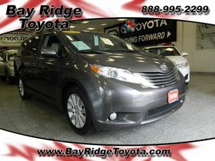 2012 Toyota Sienna Minivan for sale in Brooklyn for $30,888 with 32,362 miles.