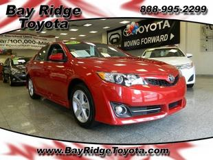 2014 Toyota Camry Sedan for sale in Brooklyn for $19,899 with 28,600 miles.