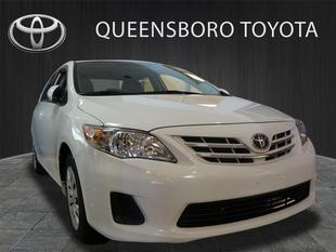 2013 Toyota Corolla LE Sedan for sale in New York for $15,995 with 22,095 miles.