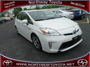 2013 Toyota Prius Hatchback for sale in Latham for $21,400 with 20,024 miles.