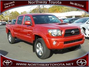2011 Toyota Tacoma Double Cab Crew Cab Pickup for sale in Latham for $27,525 with 41,433 miles.
