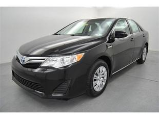 2012 Toyota Camry Hybrid LE Sedan for sale in Ardmore for $20,990 with 33,161 miles.