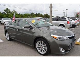 2013 Toyota Avalon Sedan for sale in Homestead for $26,981 with 14,480 miles.