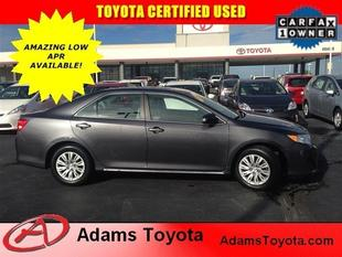2012 Toyota Camry LE Sedan for sale in Lees Summit for $19,495 with 21,804 miles.