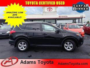 2013 Toyota RAV4 SUV for sale in Lees Summit for $26,495 with 16,899 miles.