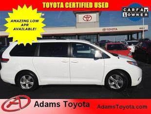2013 Toyota Sienna Minivan for sale in Lees Summit for $26,495 with 10,357 miles.