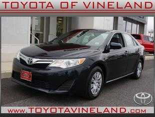 2012 Toyota Camry LE Sedan for sale in Vineland for $17,990 with 39,049 miles.