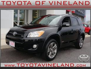2011 Toyota RAV4 Sport SUV for sale in Vineland for $22,990 with 18,089 miles.