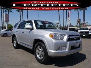 2011 Toyota 4Runner SR5 SUV for sale in Indio for $27,995 with 27,337 miles.