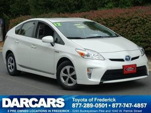 2012 Toyota Prius Two Hatchback for sale in Frederick for $18,488 with 28,743 miles.