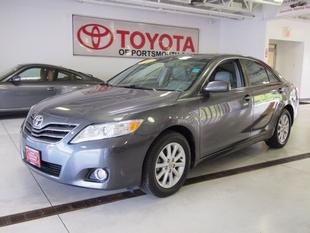 2011 Toyota Camry XLE Sedan for sale in Portsmouth for $21,990 with 39,373 miles.