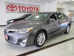 2014 Toyota Avalon Sedan for sale in Portsmouth for $29,995 with 4,945 miles.