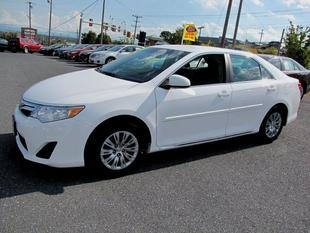 2014 Toyota Camry Sedan for sale in Staunton for $22,890 with 5,062 miles.