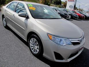 2014 Toyota Camry Sedan for sale in Staunton for $21,990 with 5,004 miles.