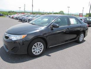 2013 Toyota Camry Sedan for sale in Staunton for $16,900 with 37,013 miles.