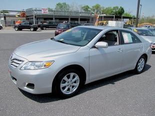 2011 Toyota Camry LE Sedan for sale in Staunton for $16,900 with 45,768 miles.