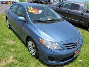 2013 Toyota Corolla LE Sedan for sale in Staunton for $15,930 with 31,037 miles.