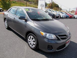 2011 Toyota Corolla LE Sedan for sale in Staunton for $13,800 with 40,947 miles.