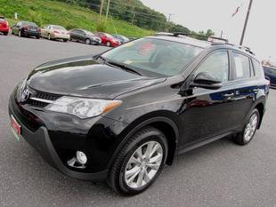 2013 Toyota RAV4 SUV for sale in Staunton for $28,990 with 22,251 miles.