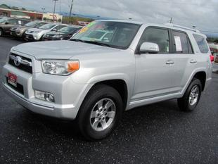 2013 Toyota 4Runner SUV for sale in Staunton for $29,900 with 49,567 miles.