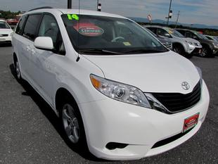 2014 Toyota Sienna Minivan for sale in Staunton for $26,990 with 23,545 miles.