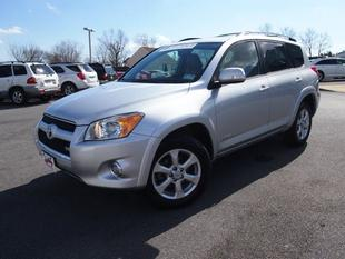 2009 Toyota RAV4 Limited SUV for sale in Martinsburg for $19,888 with 55,635 miles.