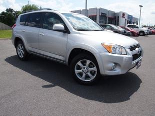 2012 Toyota RAV4 Limited SUV for sale in Martinsburg for $24,488 with 35,202 miles.