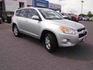 2012 Toyota RAV4 Limited SUV for sale in Martinsburg for $24,888 with 28,090 miles.
