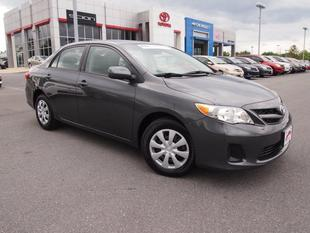 2011 Toyota Corolla LE Sedan for sale in Martinsburg for $11,888 with 62,009 miles.