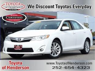 2013 Toyota Camry Sedan for sale in Henderson for $23,685 with 25,076 miles.